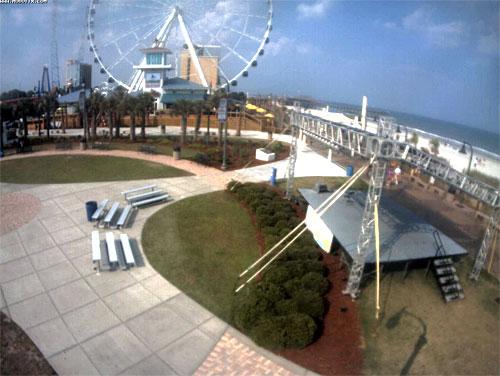 Skywheel At Plyler Park