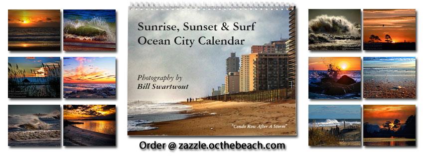Ocean City Calendar